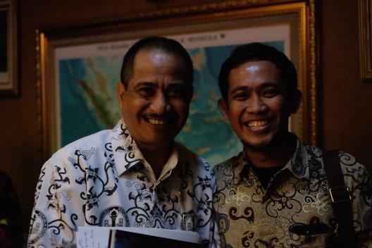 Ariev Rahman & Arief Yahya