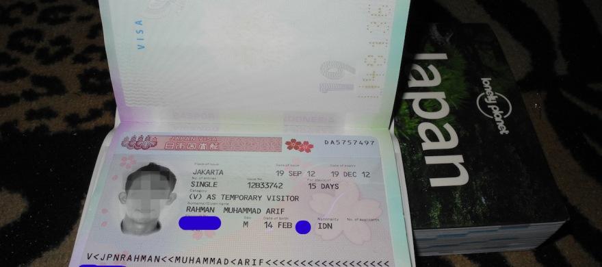 Apa Susahnya Mendapatkan Visa Jepang Backpackstory