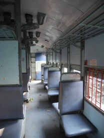2nd class seater