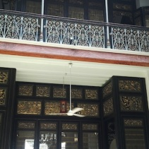 Inside the Cheong Fatt Tze Mansion