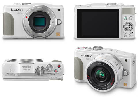 Panasonic-Lumix-GF6-White