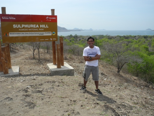 Sulphurea Hill, powered by Telkomsel.