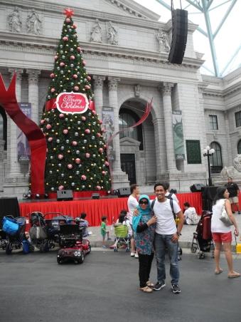 Christmas at New York!