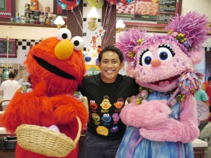Elmo - Family Man - Abby