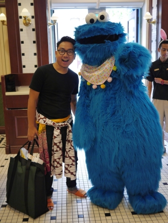 Edo & Cookies Monster