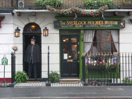 Sherlock Holmes Museum (taken from here)