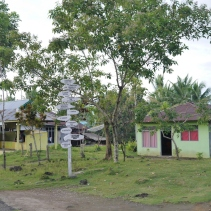 Road to Marimbati