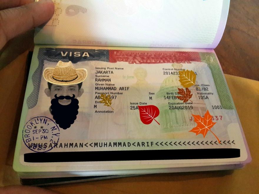 Visa Amerika