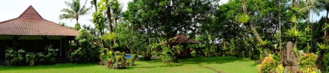 Landscape of Museum di Tengah Kebun
