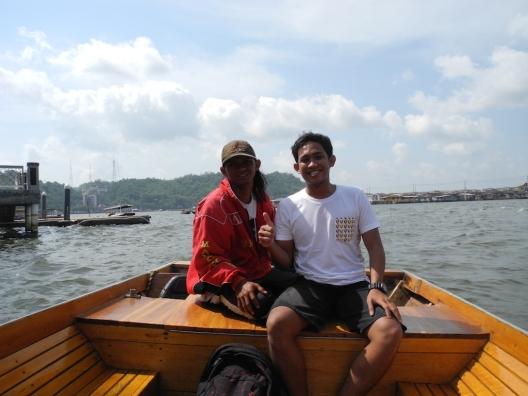 Perahu Kampung Ayer