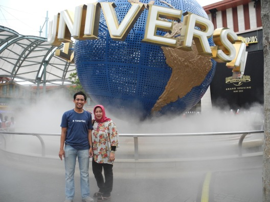 Mamacation: Singapore