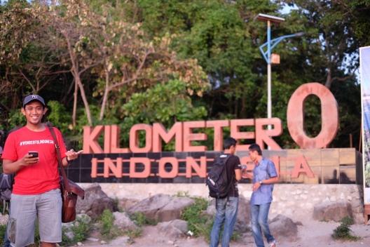 Kilometer 0 Indonesia