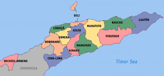 Timor Leste District