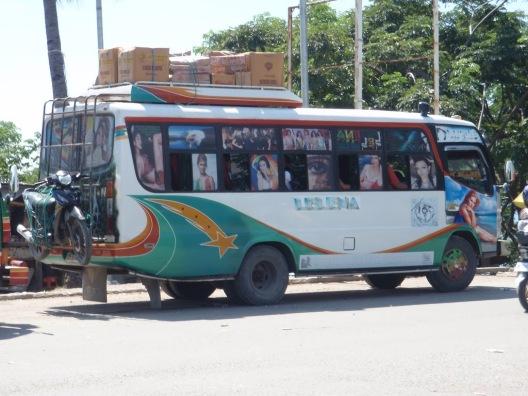 Timor Leste Bus