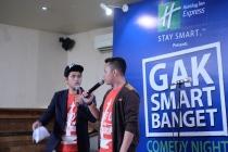 Gak Smart Banget Comedy Night