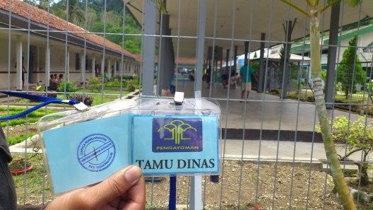 Tamu Dinas Nusa Kambangan