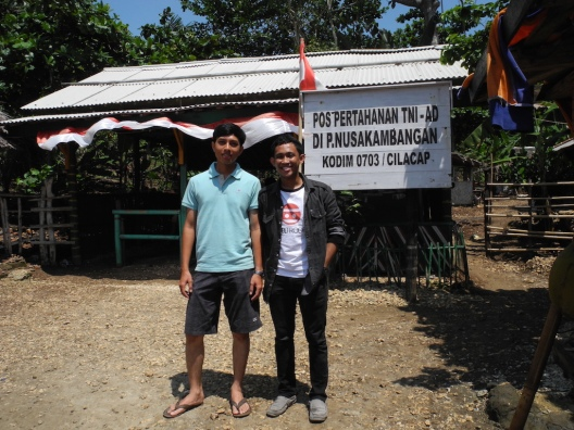 Nusa Kambangan Timur