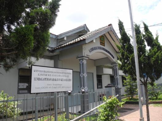 Lapas Besi Nusa Kambangan