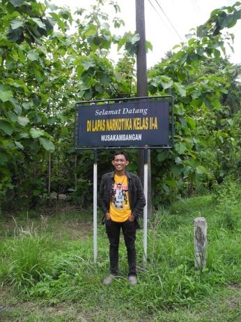 Lapas Narkotika Nusa Kambangan