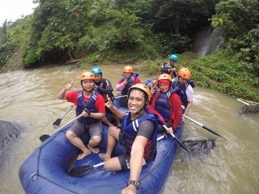 Rafting Citarik Caldera