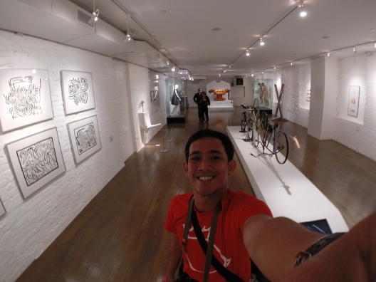 Selfie in America