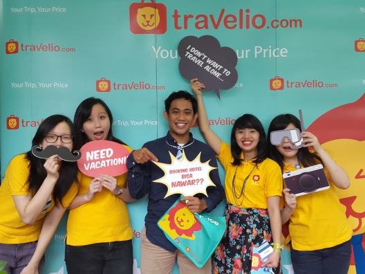 Gadis-gadis Travelio