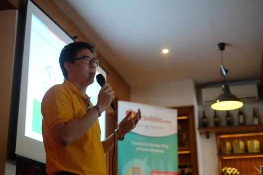 Hendry Rusli, Managing Director Travelio.
