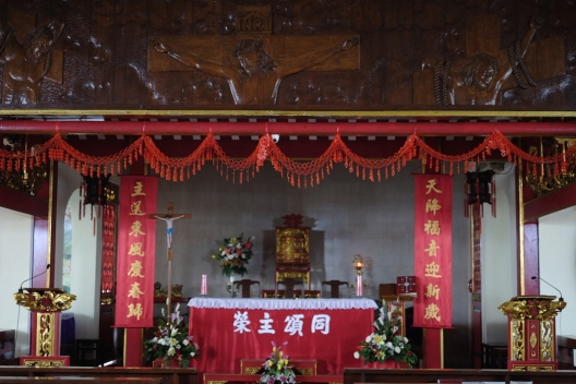Gereja Maria de Fatima