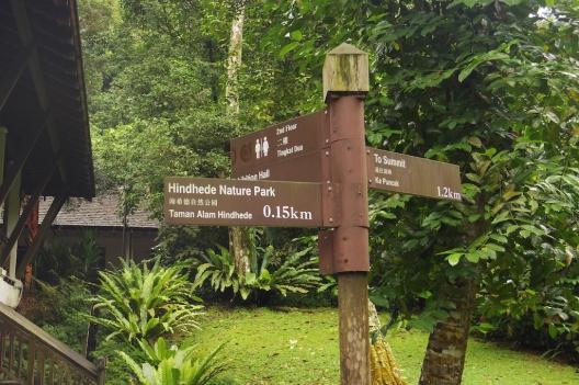 Bukit Timah Sign