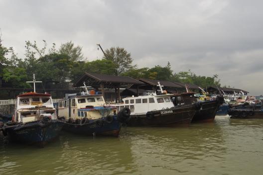 Bump Boat Pulau Ubin