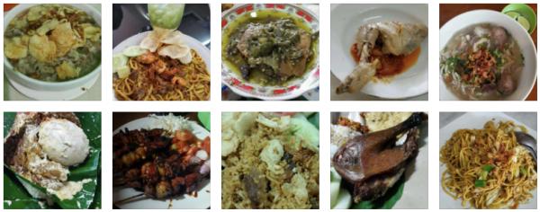 Kuliner Benhil