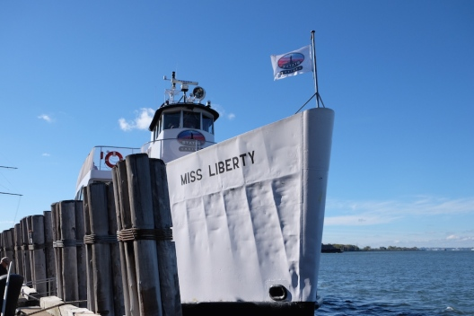 Miss Liberty Ferry