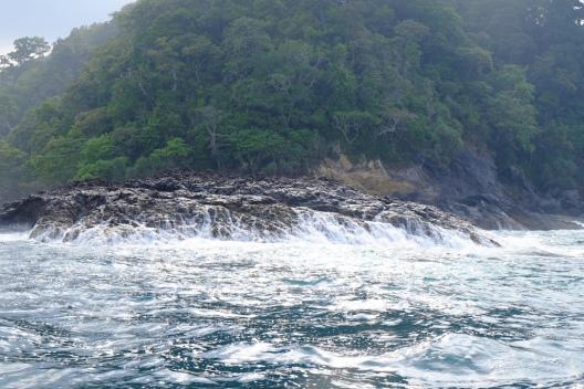 Wave at Kiluan