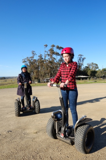 Hunter Valley Segway