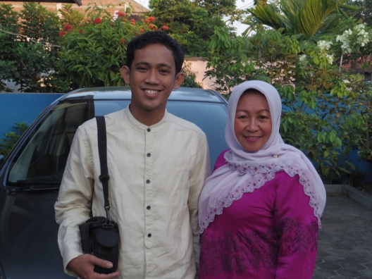 Saya & Mama