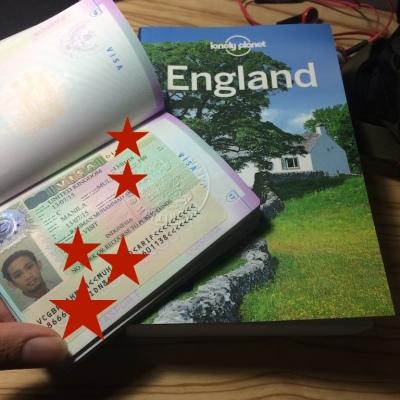 Visa Inggris
