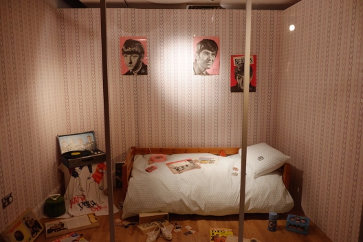 Beatlemania's Room