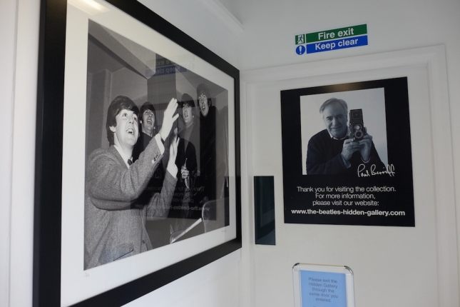 The Beatles Hidden Gallery