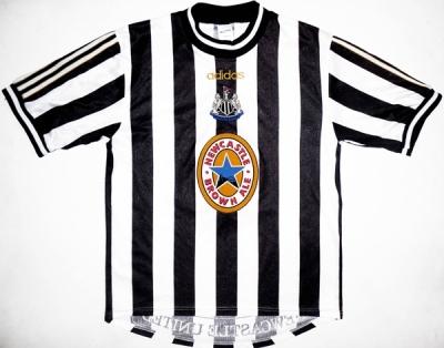 Newcastle 1997 Jersey