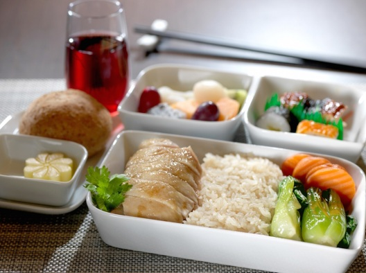 BusinessClass - Chicken rice