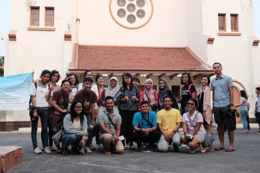 Walking Tour with Jakarta Good Guide