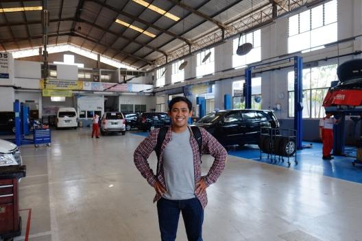 Tunas Toyota Pasar Minggu