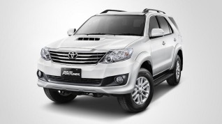 New-Fortuner