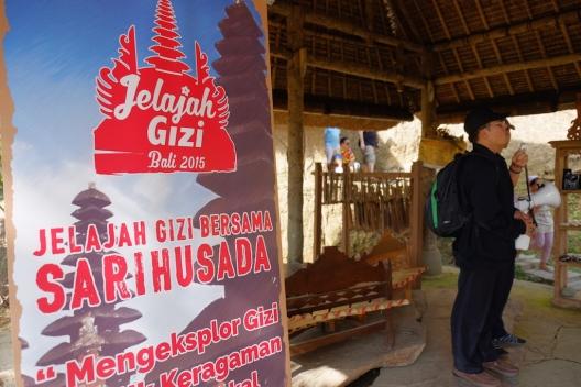 Jelajah Gizi Bali