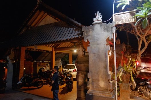 Paon Bali