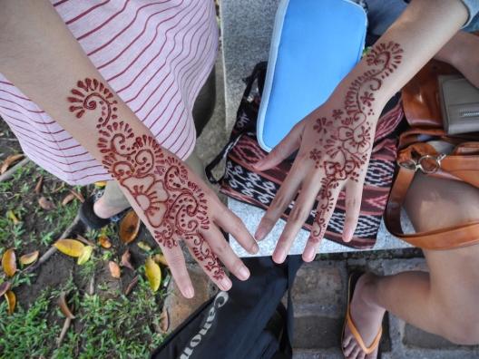 Melacca Henna