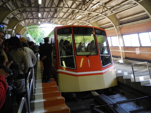 Tateyama Cable Car
