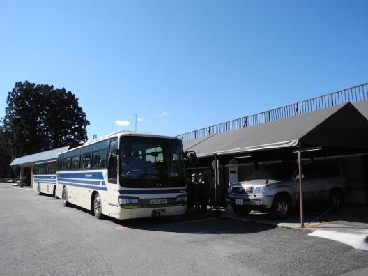 Tateyama Highland Bus