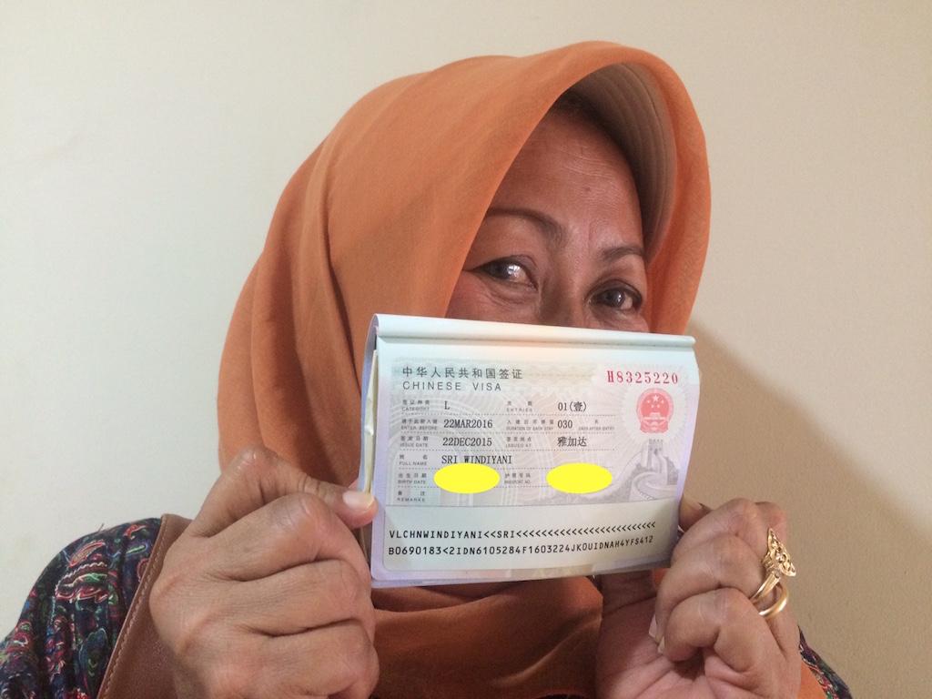 Tentang Mengurus Visa Cina Backpackstory Voucher Dwidayatour Senilai Rp 19000000