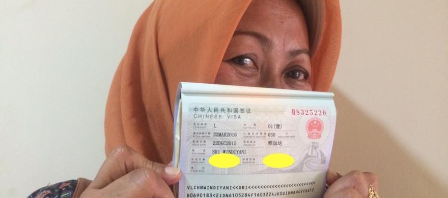 Tentang Mengurus Visa Cina Backpackstory